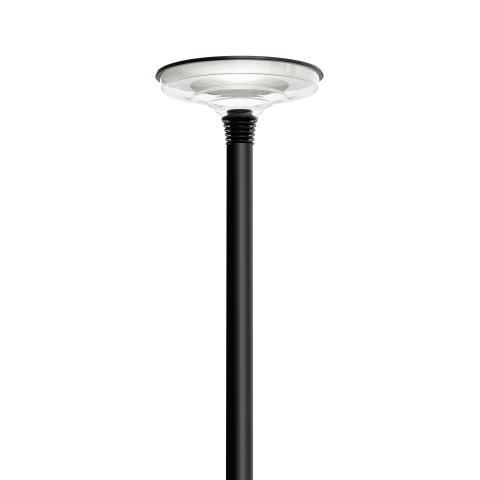 BECCO LED Parkbelysning Bild 2.