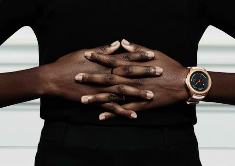 Galaxy Watch_Rose Gold
