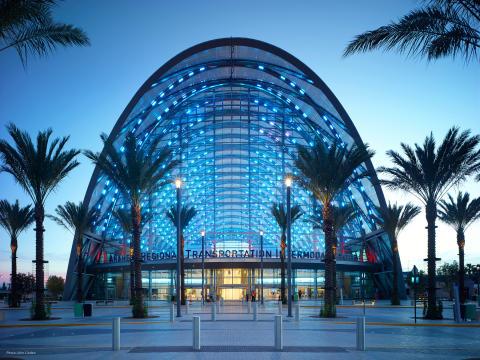 Hess City Element Anaheim USA