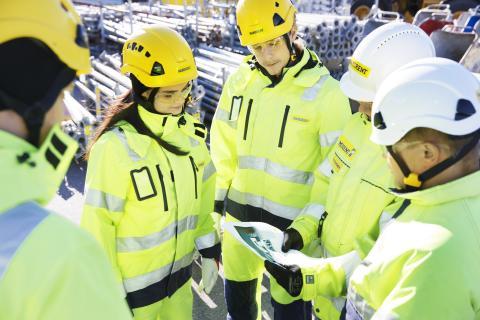 Erlandsson Bygg och Ramirent  i värdefullt säkerhetssamarbete