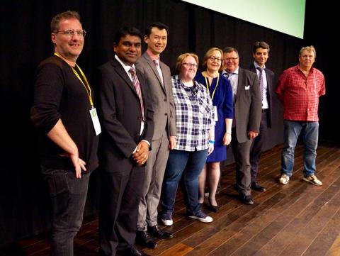 Avslutning och avslutande plenarförläsningar från 2nd International Young Carers Conference