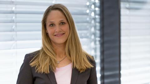 Kristine Hofer Næss, leder i ODA