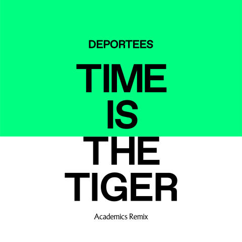 ​Deportees släpper idag 'Time Is The Tiger (Academics Remix)' - åker ut på stor Sverigeturné i höst
