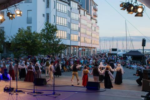 Vill du ha bilder från Europeade i Helsingborg?