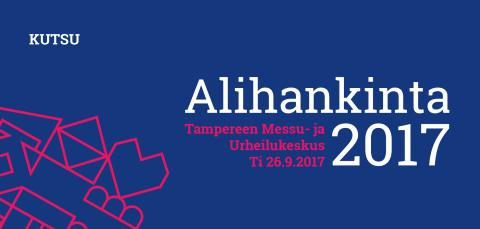 PERUTTU : Bussilla Tampereen alihankintamessuille! Lähde mukaan ja hyödynnä matka-aika myyntiliideille ja verkostoitumiseen