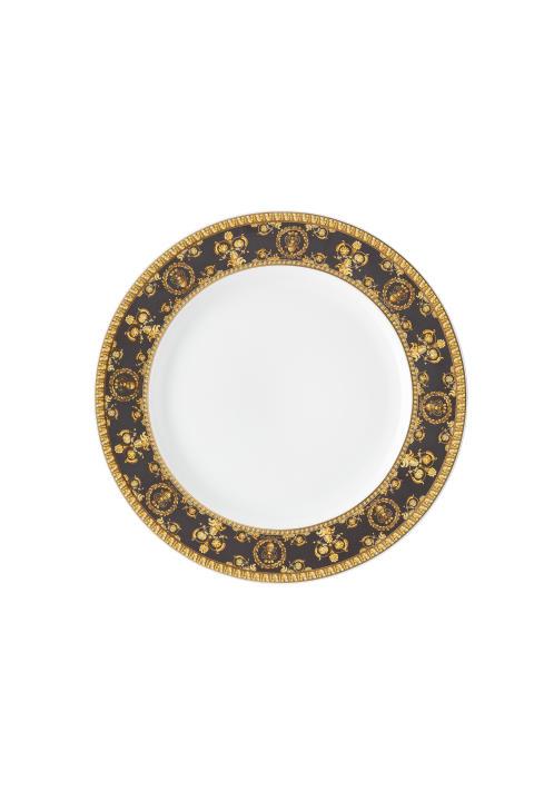 RmV_I love Baroque_Nero_Plate 22 cm