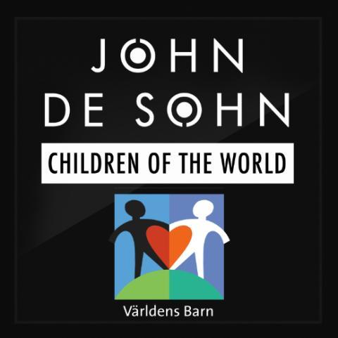 """John de Sohn släpper låten """"Children of the World"""" och skänker alla intäkter till Världens Barn"""