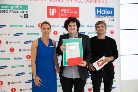 HansgroheDesignPrize2016byiF_Winner_eH2O