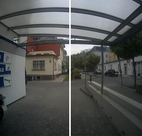 Stryktålig porttelefon med HD-kamera