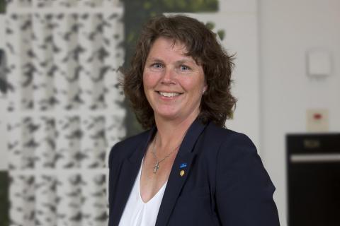 Ulla Bergström fortsätter som ordförande i Norrmejerier