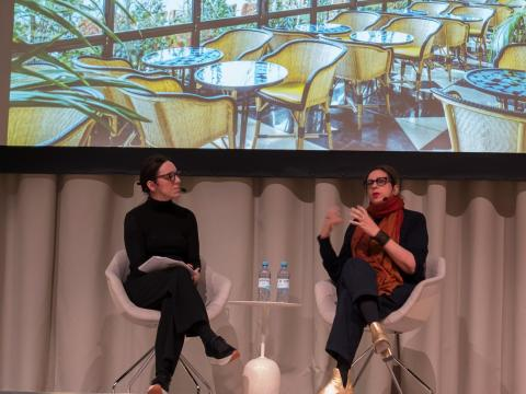 Challenges for the future at Stockholm Design & Architecture Talks