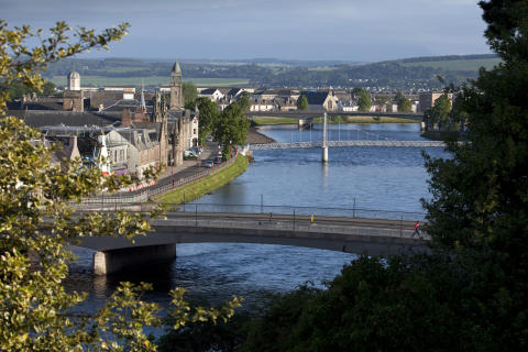 VisitScotland welcomes more flights to Inverness