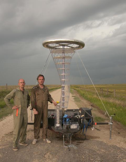 Pressinbjudan: Samtal med konstnärsduon Bigert och Bergström