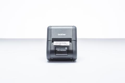 Brother führt mobile Quittungs- und Etikettendrucker ein