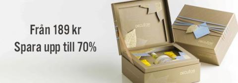 Vi fortsätter med 15% på Exuviance & Experternas bästa tips för vintertorr hud!