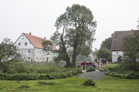 Pressinbjudan: Var med när Visit Sweden i Danmark, Tourism in Skåne och dansk media vandrar på Hovdala