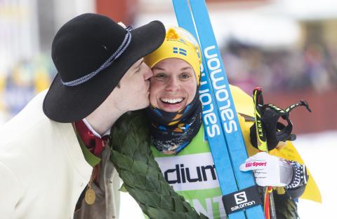 Lina Korsgren Vinnara Vasalopper 2020