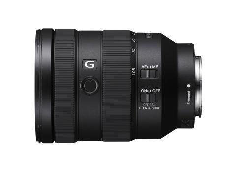 Sony powiększa ofertę obiektywów do korpusów z pełnoklatkową matrycą obrazu o lekki i niewielki zoom FE 24–105 mm F4 G OSS pokrywający zakres od szerokiego kąta do średniego teleobiektywu