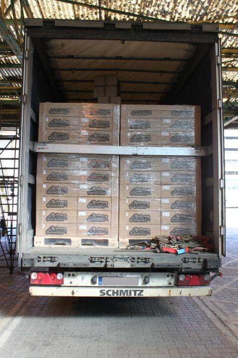 Pallets of pasta cigarette smuggler jailed