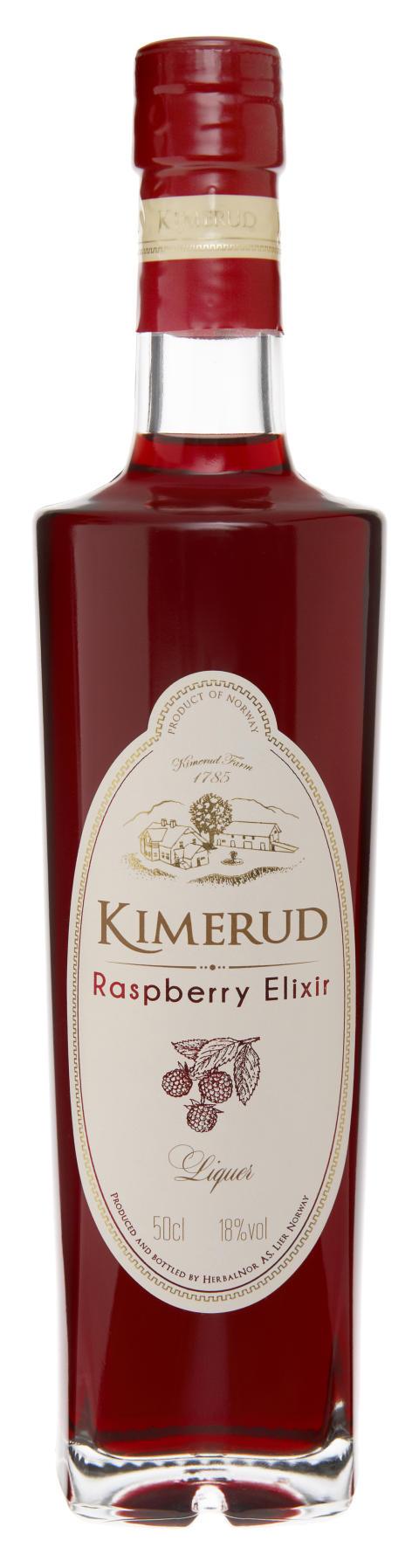 Kimerud Raspberry Elixir