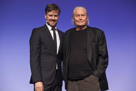 Ingo Maurer mit dem Kulturpreis Bayern 2015 ausgezeichnet