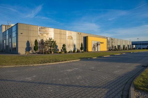 Nyt Engconin Puolan tehtaan laajennus on saatu valmiiksi ja otettu käyttöön