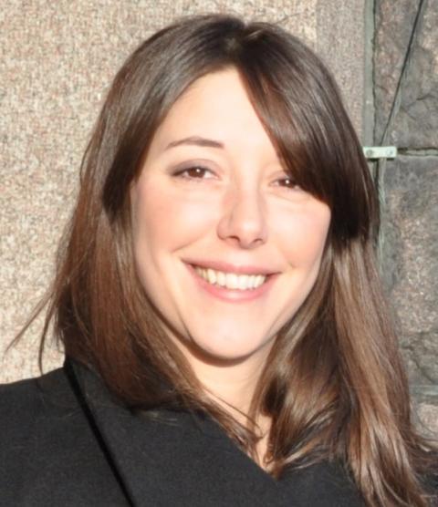 Alma Brolund är ny forskare på Scandinavian Biopharma
