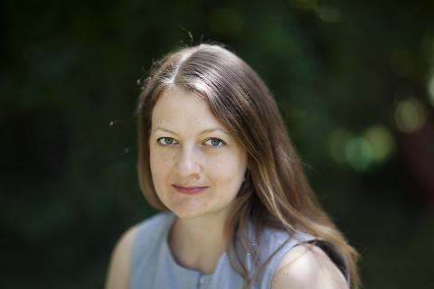 Maggie Strömberg får Natur & Kulturs Johan Hansson-pris på 250 000 kr