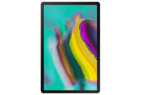 Samsung Galaxy Tab S5e_Front_Gold