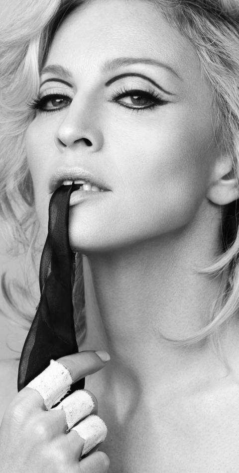 Madonna pressbild credit Steven Klein