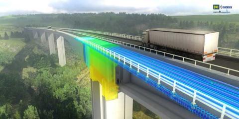 Kansainvälinen Sweco-tiimi osallistuu Norjassa siltatyöhankkeeseen, joka rakennetaan kokonaan ilman piirustuksia