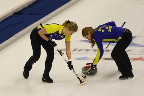 Eskilsson och Panthera är klara för semifinal i Universiaden