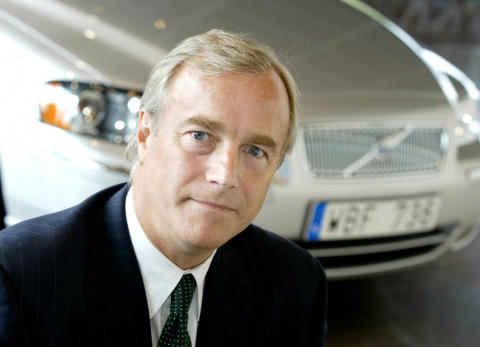 Fredrik Arp, President and CEO Volvo Car Corporation, from 1 October 2005.