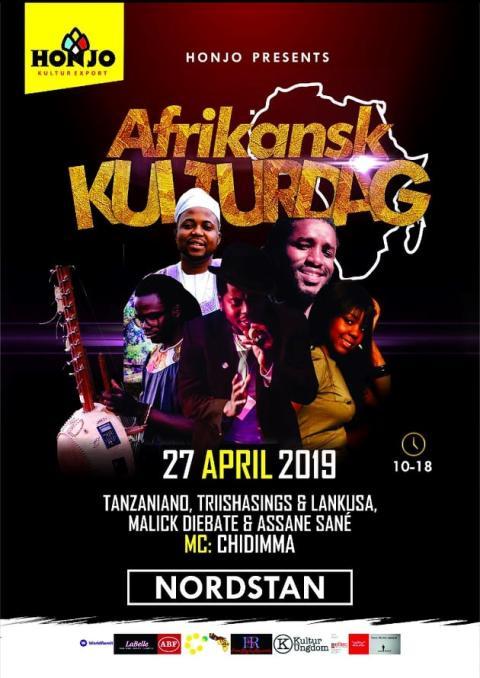 Afrikansk kulturdag 27 april