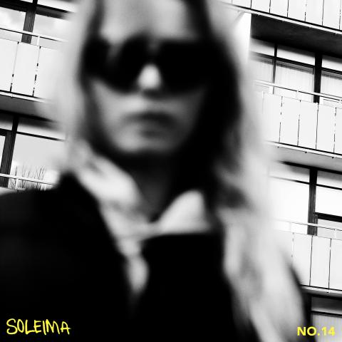 Soleima - NO 14 artwork