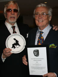 Owe Thörnqvist och Nils Ferlin-priset