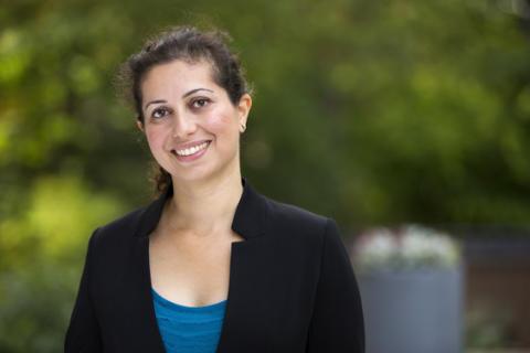 Nasim Sabouri, Institutionen för Medicinsk kemi och biofysik, Umeå universitet