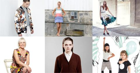 Modeinkubatorn ställer ut i Köpenhamn, Stockholm, London, Paris, och Tokyo.