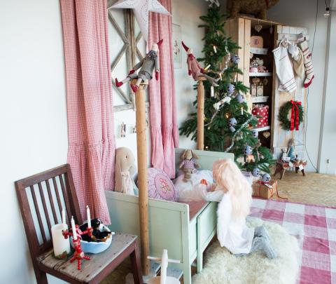Pressinbjudan: följ med innanför kulisserna på årets julskyltning