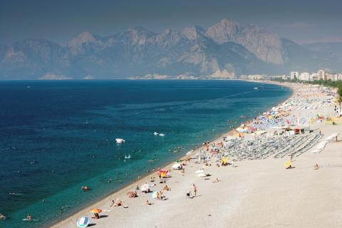 Extraplatser till Turkiet i sommar