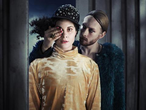 Min bror är Don Juan – en musikalisk thriller
