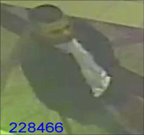 Image of man police wish to speak with - ref: 228466