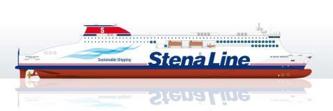Stena Line: Vier treibstoffeffiziente RoPax-Fähren für Belfast-Routen