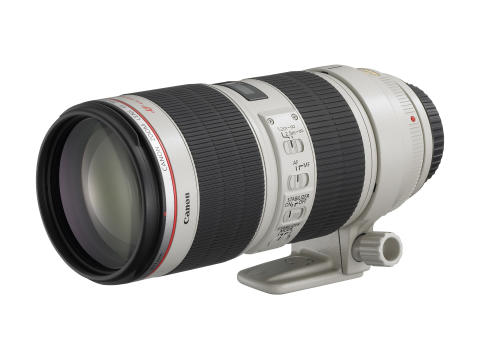 Objektiv EF 70-200 mm f/2,8L IS II USM