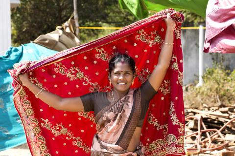 ALMEDALEN: Kvinnligt entreprenörskap – en nyckel i kampen mot världsfattigdom