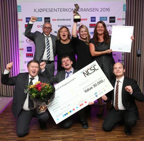 Årets Kjøpesenter 2017 – Nominerte