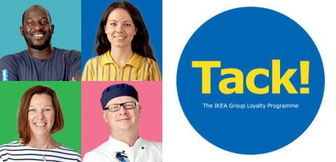 IKEA Tack!ar sina medarbetare med 105 miljoner euro