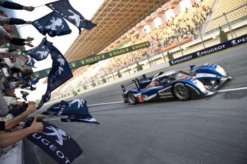 Peugeot afslutter ILMC med dobbeltsejr i Kina