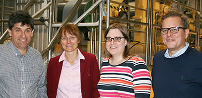 Stor satsning på forskning inom energieffektivare papperstillverkning