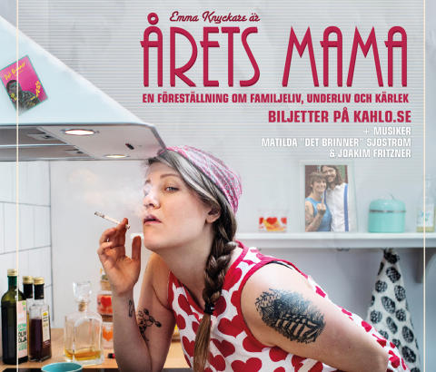 Årets Mama - Emma Knyckare